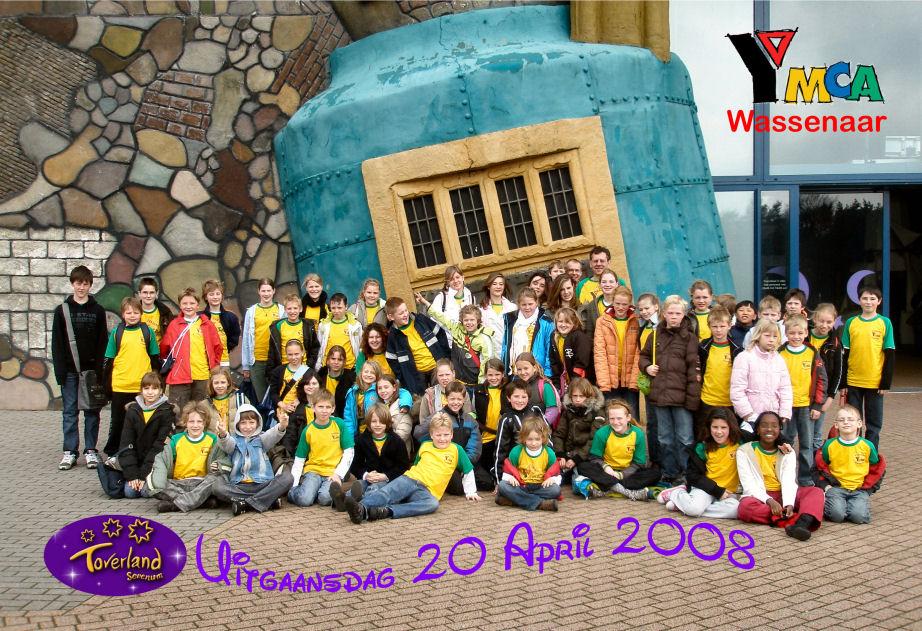 Toverland 2008