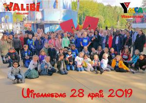 Walibi Holland 2019